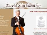 David Starkweather - Cellist